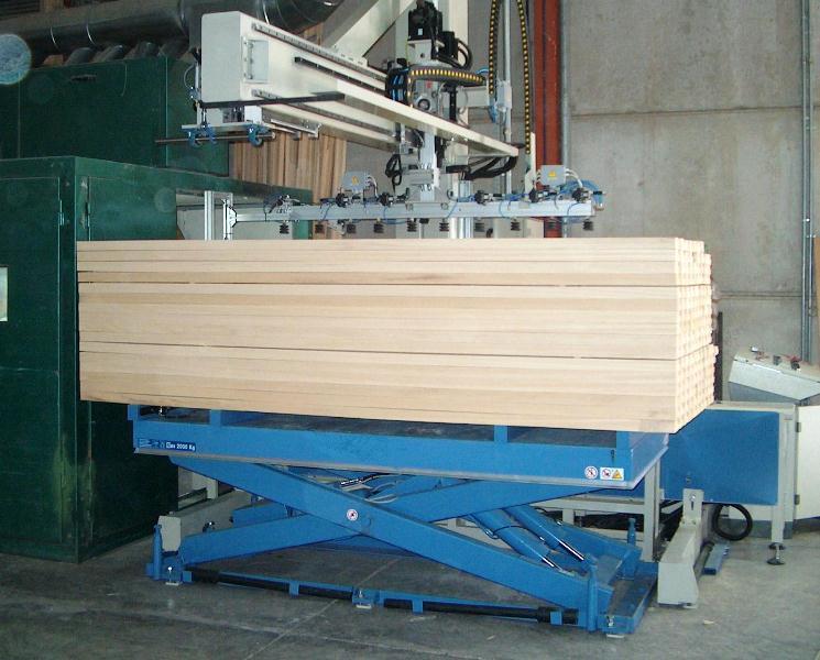 Lift Tables Single Scissor Lift Tables Bolzoni