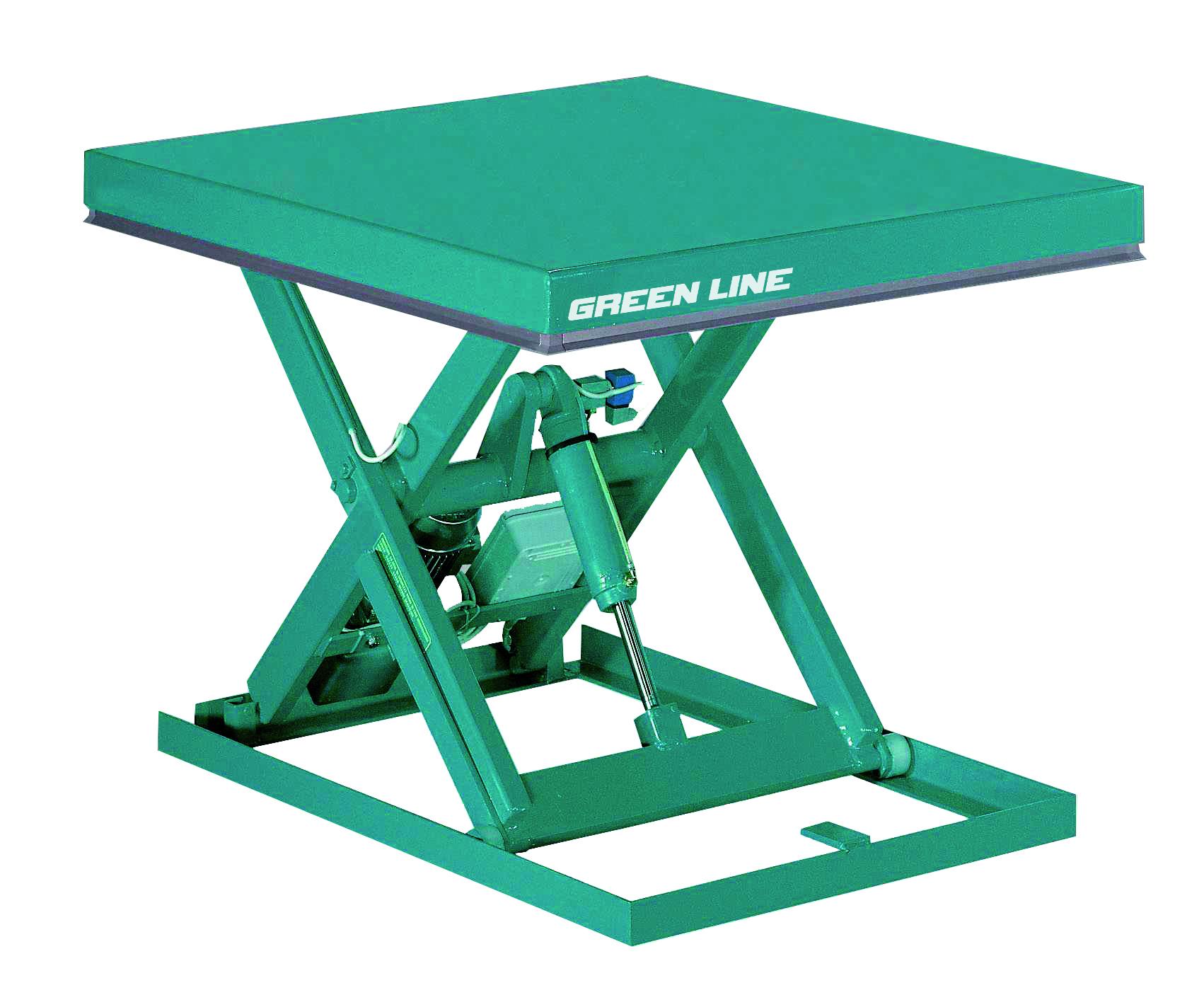 Modelos Green Line 1E