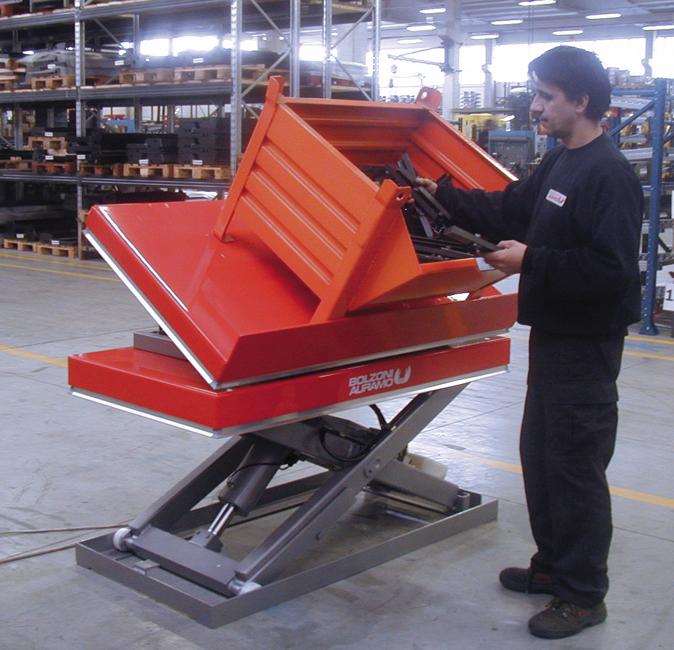 Models Ergo-Lift Tilting 1E - T