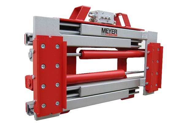 Modèles 6-00G / 6-00K (dépl. lat. intégré en valve, supports fourche)