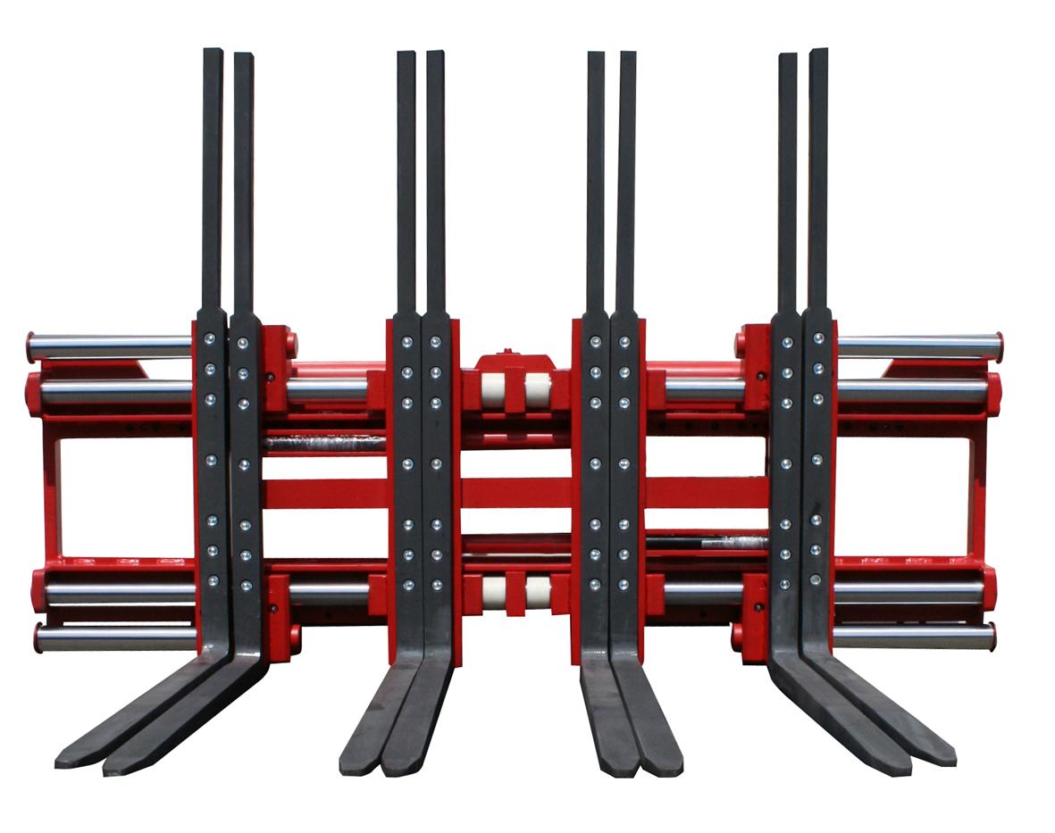 Models 6-57 / 6-58 (Sideshifting)