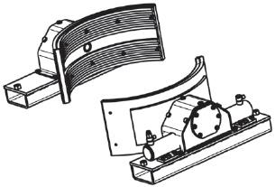 单桶夹臂(180°液压翻斗)
