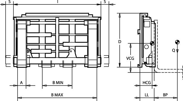 Models SG-A (Sideshifting)